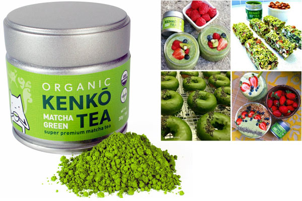 green tea christmas gifts for him