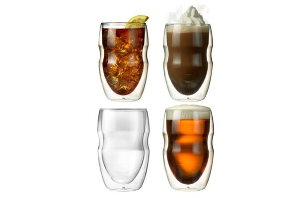 ozeri beverage glasses valentines gifts for him