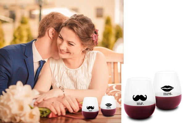 silicone glass valentines gifts for men
