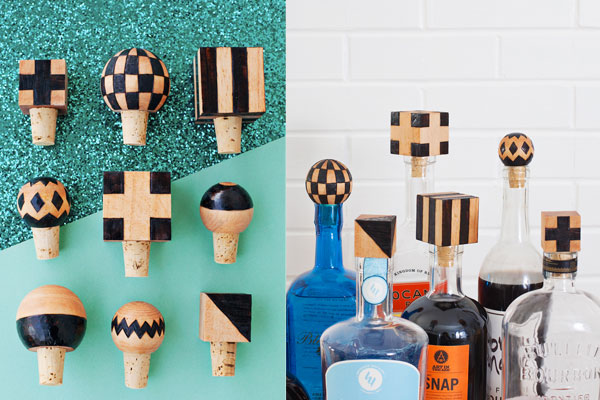bottle stopper diy gifts for boyfriend