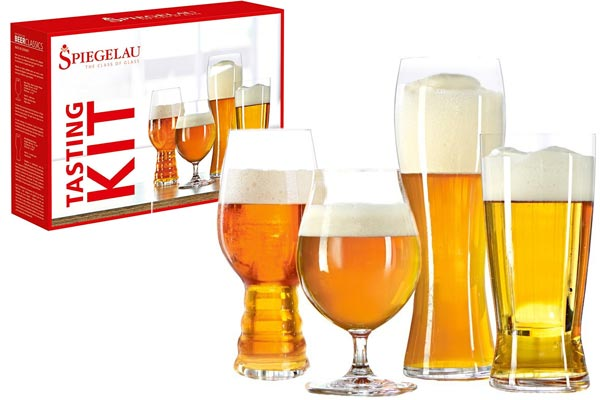 small gifts ideas for men beer tasting kit