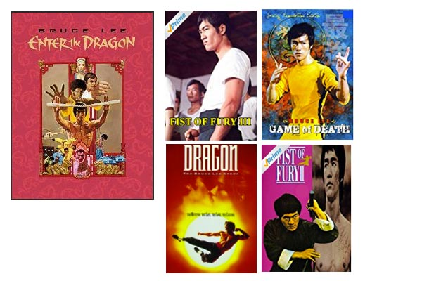 small gifts ideas for men bruce lee movie