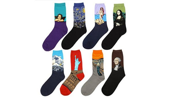 small gifts ideas for men socks