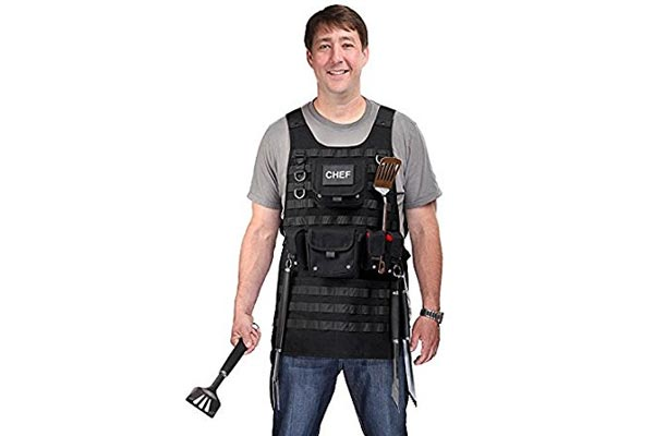 small gifts ideas for men tactical apron