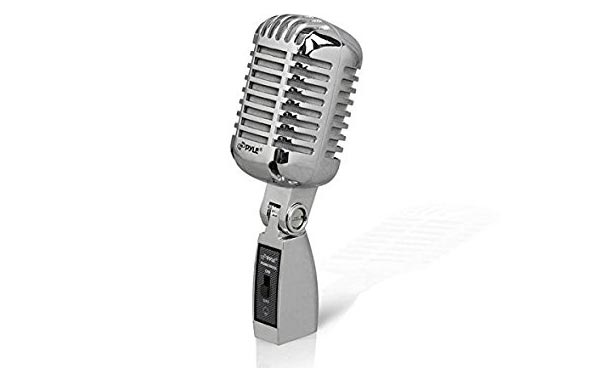 small gifts ideas for men vintage microphone