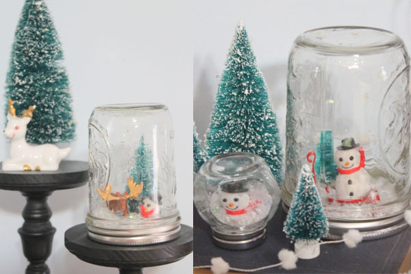 snow globe diy gifts for boyfriend