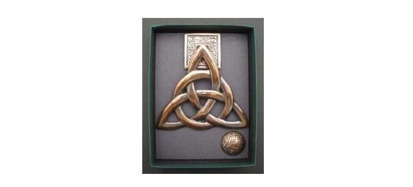 copper gifts for him door knocker