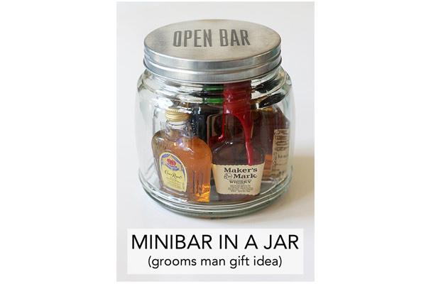 diy groomsmen gifts