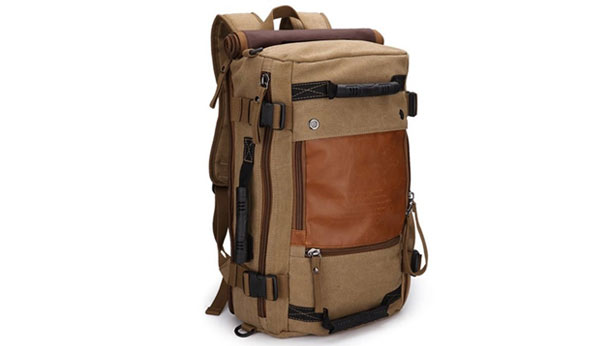 backpack present for guys who love traveling