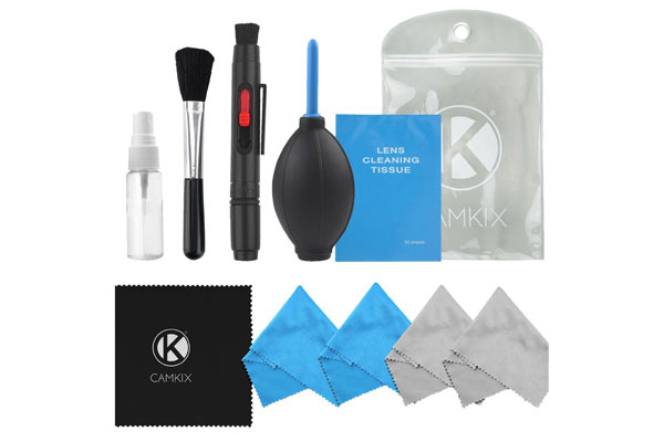 camera cleaning kit for photographer birthday