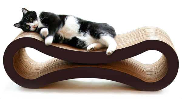 cat scratcher for cat lover