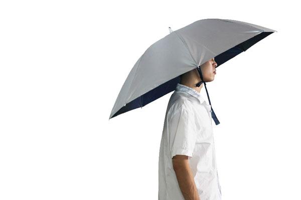 gardening umbrella for his birthday
