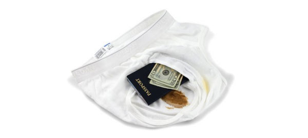 shit panty travel gifts for him