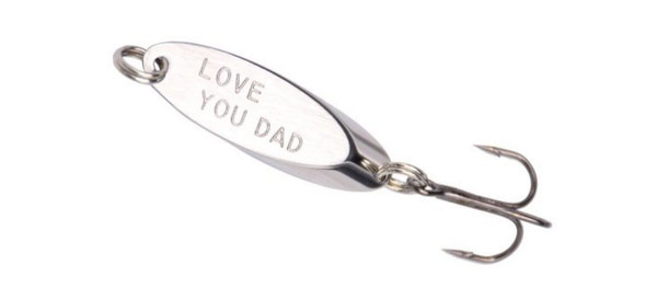fishing gifts for dad from daughter