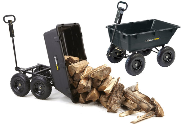 gardening gifts for him heavy duty cart