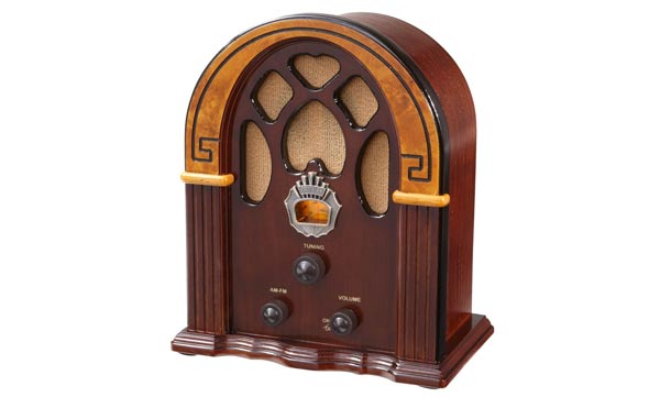 Vintage Radio 60th Birthday Gifts For Husband