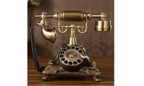 Vintage Telephone 60th Birthday Gifts For Him