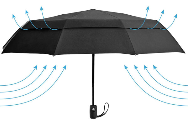 awesome birthday gifts for him windproof umbrella