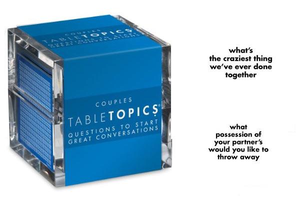 best birthday present for boyfriend tabletopics