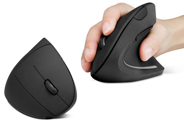 cool birthday gifts for guys verticle mouse