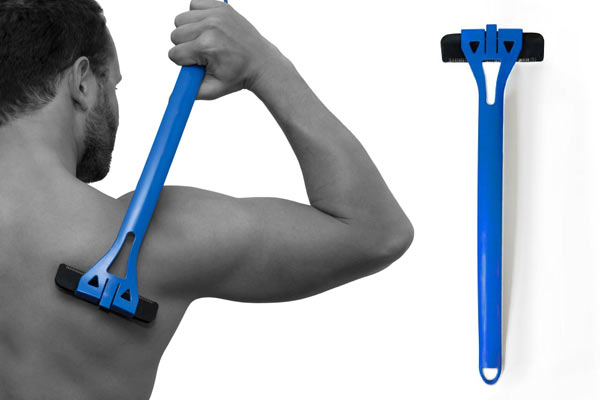 creative birthday gifts for him back shaver
