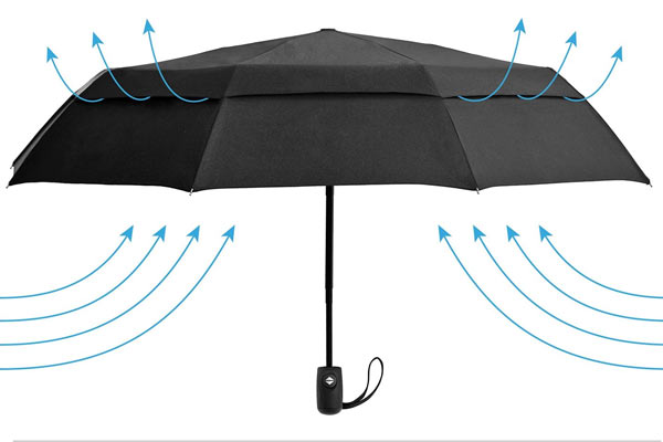 creative gift ideas for husband birthday windproof umbrella
