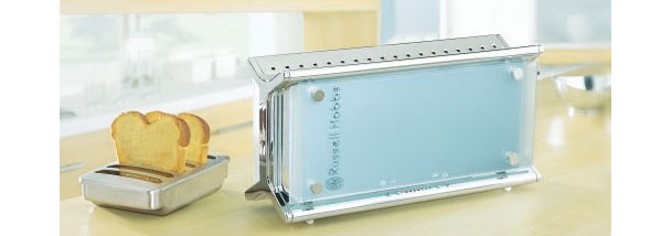 expensive gift for men glass toaster