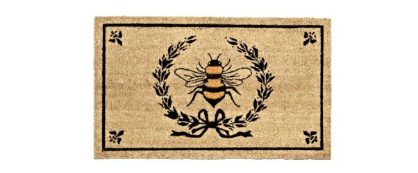 gifts for beekeeper doormat