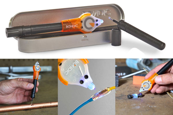 great gifts for husband on his birthday bondic plastic welder