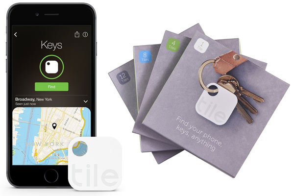 great gifts for husband tile tracker