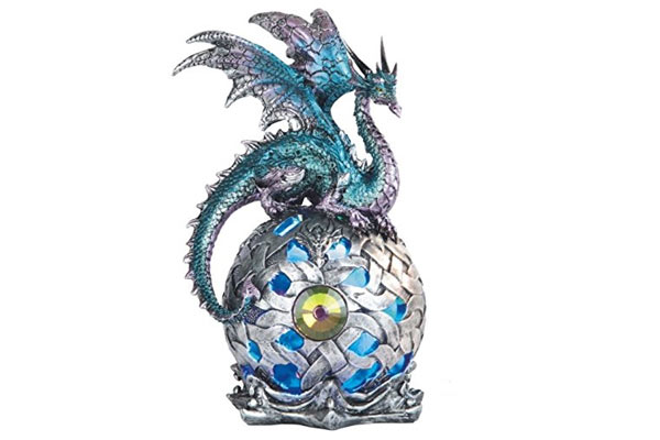 unusual gifts for men dragon figurine