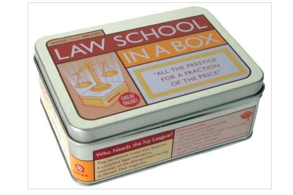 best gifts for lawyers law school in a box