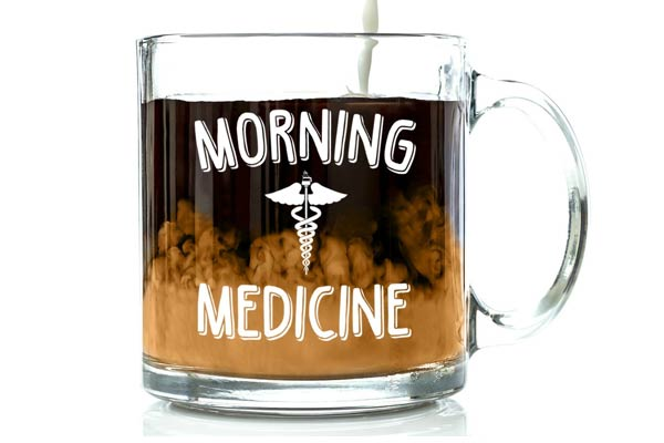 birthday gift ideas for a doctor doctor medicine mug