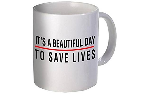 birthday gift ideas for a doctor mug