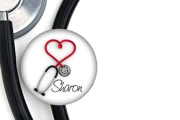 Birthday Gift Ideas For A Doctor Pesonalize Stethoscope Tag