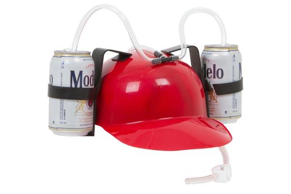 cool gifts for guys under 30 beer helmet