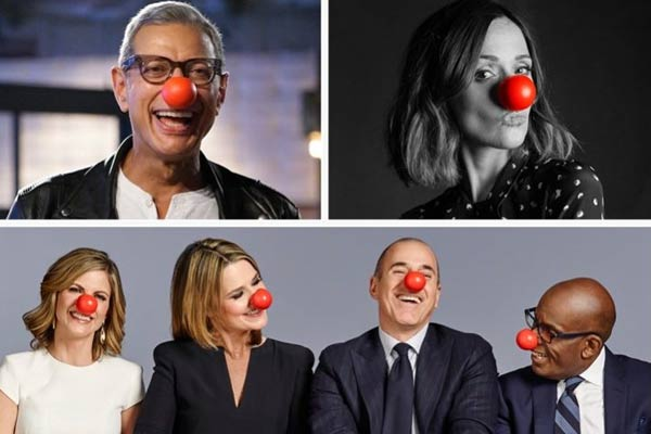 donation as a gift red nose day