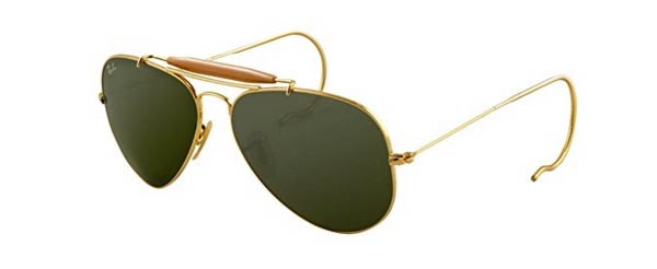 gifts for airplane lovers aviator sunglasses