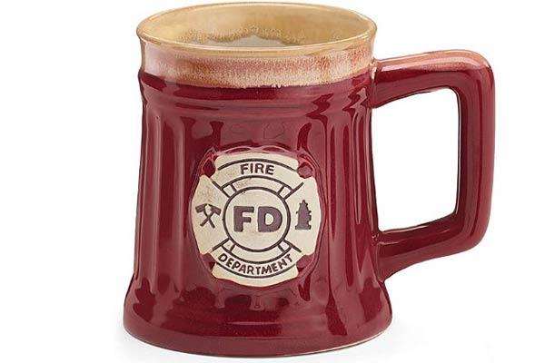 gifts for firemen mug