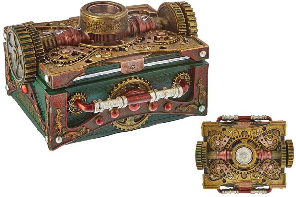 gifts for tattoo artists jewellery box