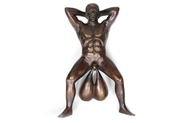 Good Housewarming Gifts For Guys Ballsy Door Knocker