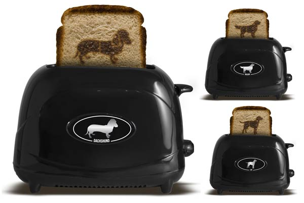 perfect gifts for guys animal toaster