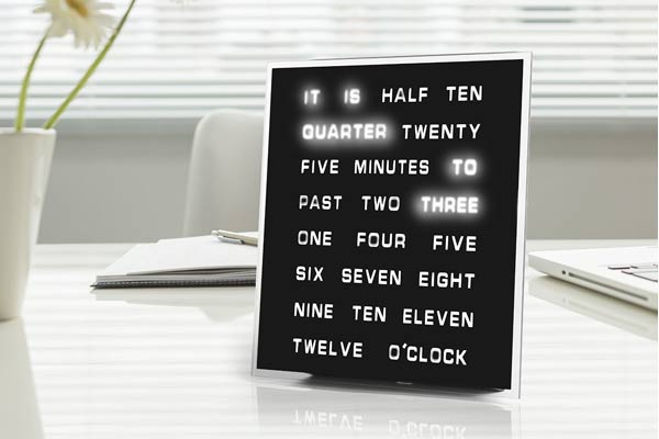 perfect gifts for guys clock