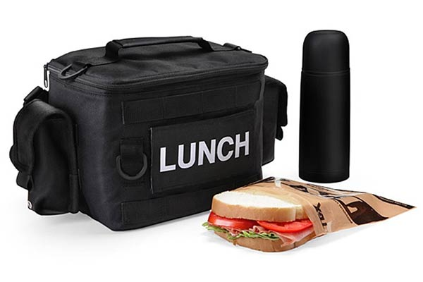 police officer gifts ideas lunch box kit