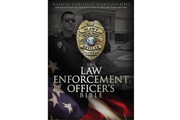 police officer gifts ideas police bible