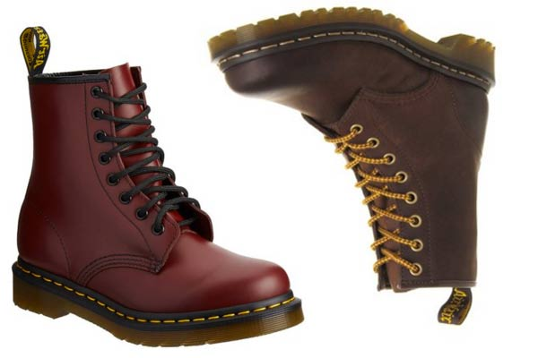 stylish gifts for him dr marten shoes