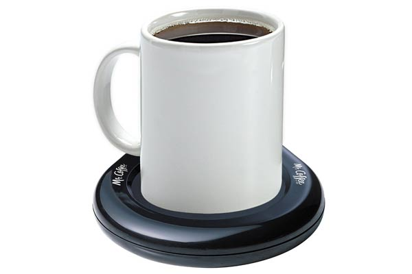 useful gifts for men coffee warmer