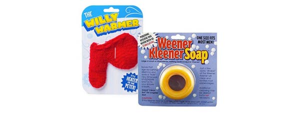 useful gifts for men weener cleaner