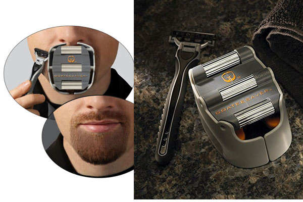 affordable gifts for him beard shaping tool