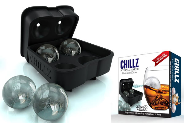 cheap gift for him ice ball maker